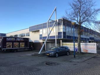 DIJKHAM bouw start met de bouw bij Hanos in Nieuwegein